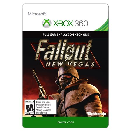 Xbox 360 Fallout: New Vegas (Email Delivery)