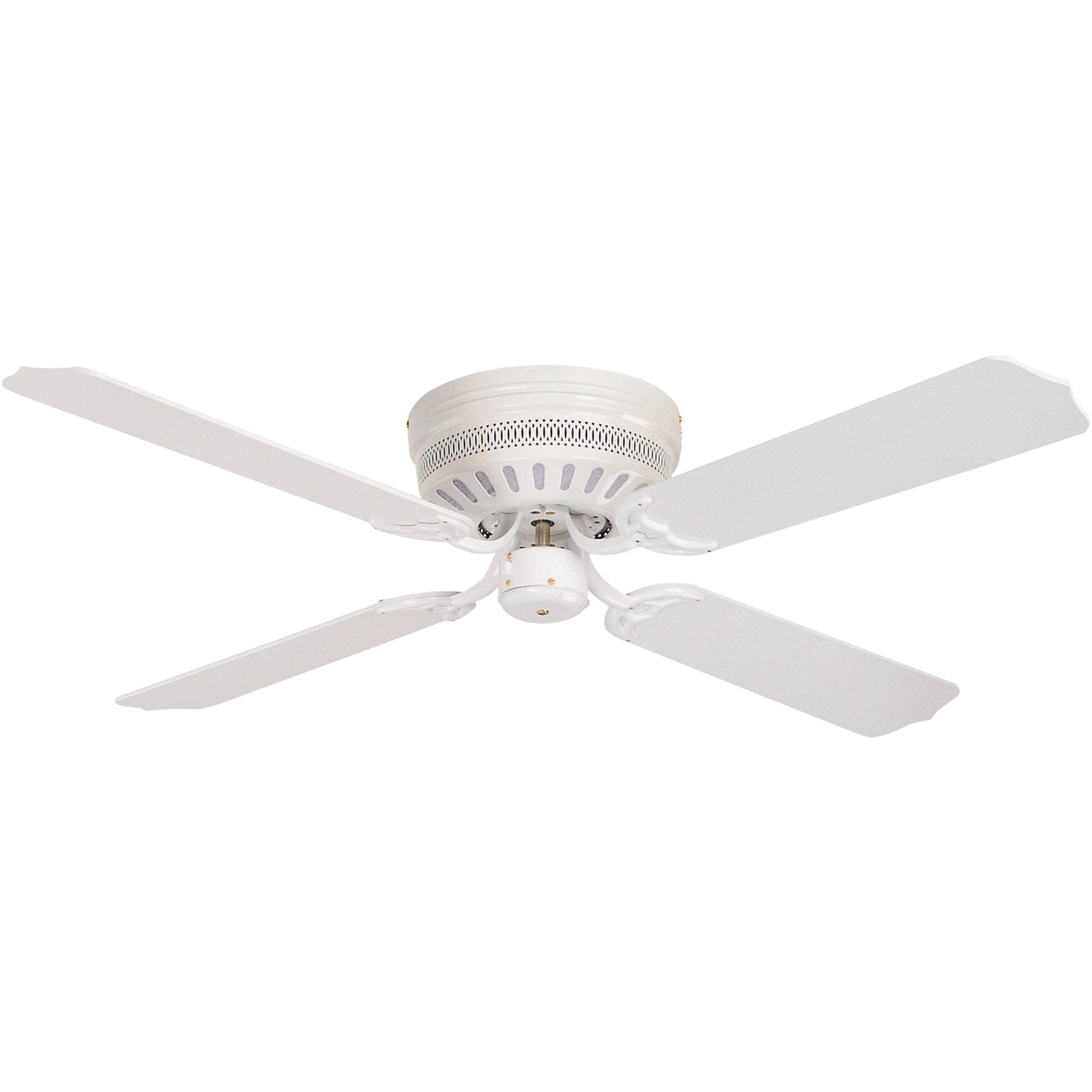 """Litex Industries Celeste 42"""" Hugger Ceiling Fan Bright Brass"""