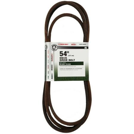 MTD 954-0642 Deck Drive Belt for 54 inch cutting decks