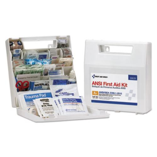 First Aid Only Inc 90639 Ansi Class A+ First Aid Kit For 50 People, 183 Pieces