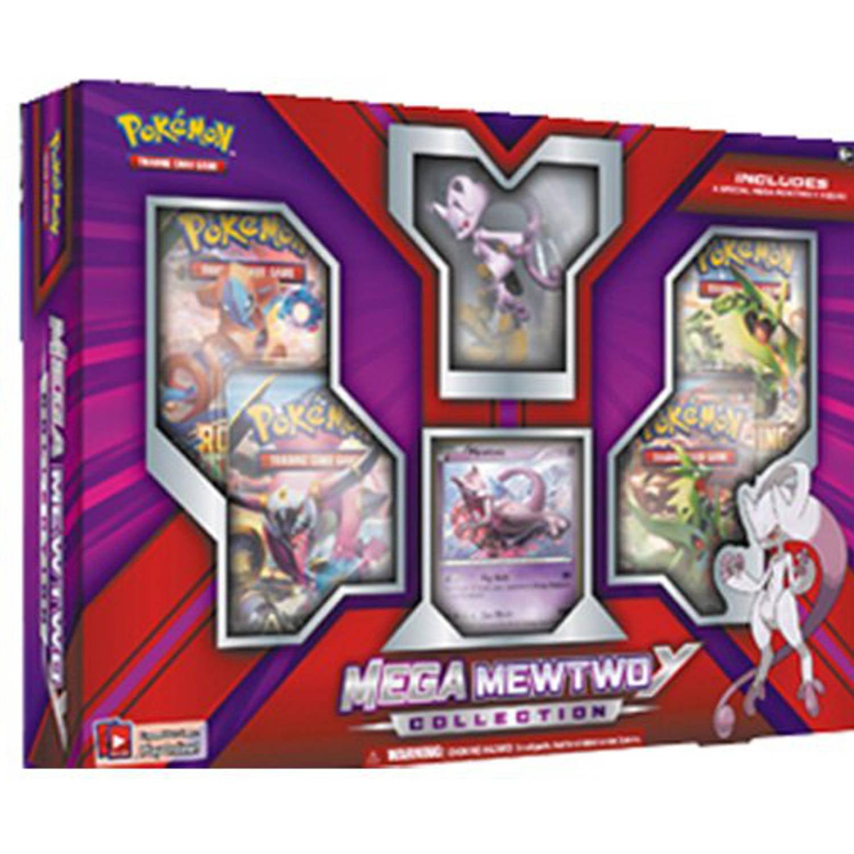 Pokemon Mega Mewtwo Figure Box Walmart