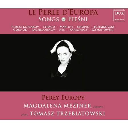 Le Perle D Europa -Songs