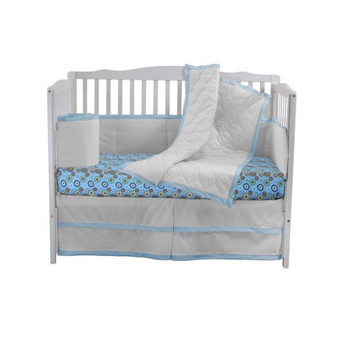 Harriet Bee Dvorak 4 Piece Crib Bedding Set