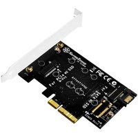 Dual M2 To Pci-E X4 & Sata 6G Adapter Card