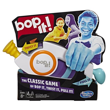 Bop It! Electronic Game for Kids Ages 8 and Up ()