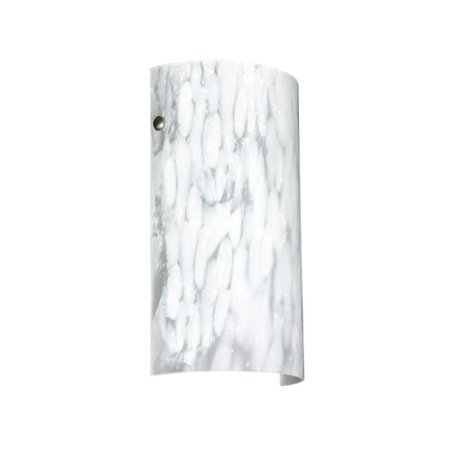 Besa lighting 704219 tamburo 1 light ada compliant wall sconce with besa lighting 704219 tamburo 1 light ada compliant wall sconce with carrera glass shade aloadofball Image collections