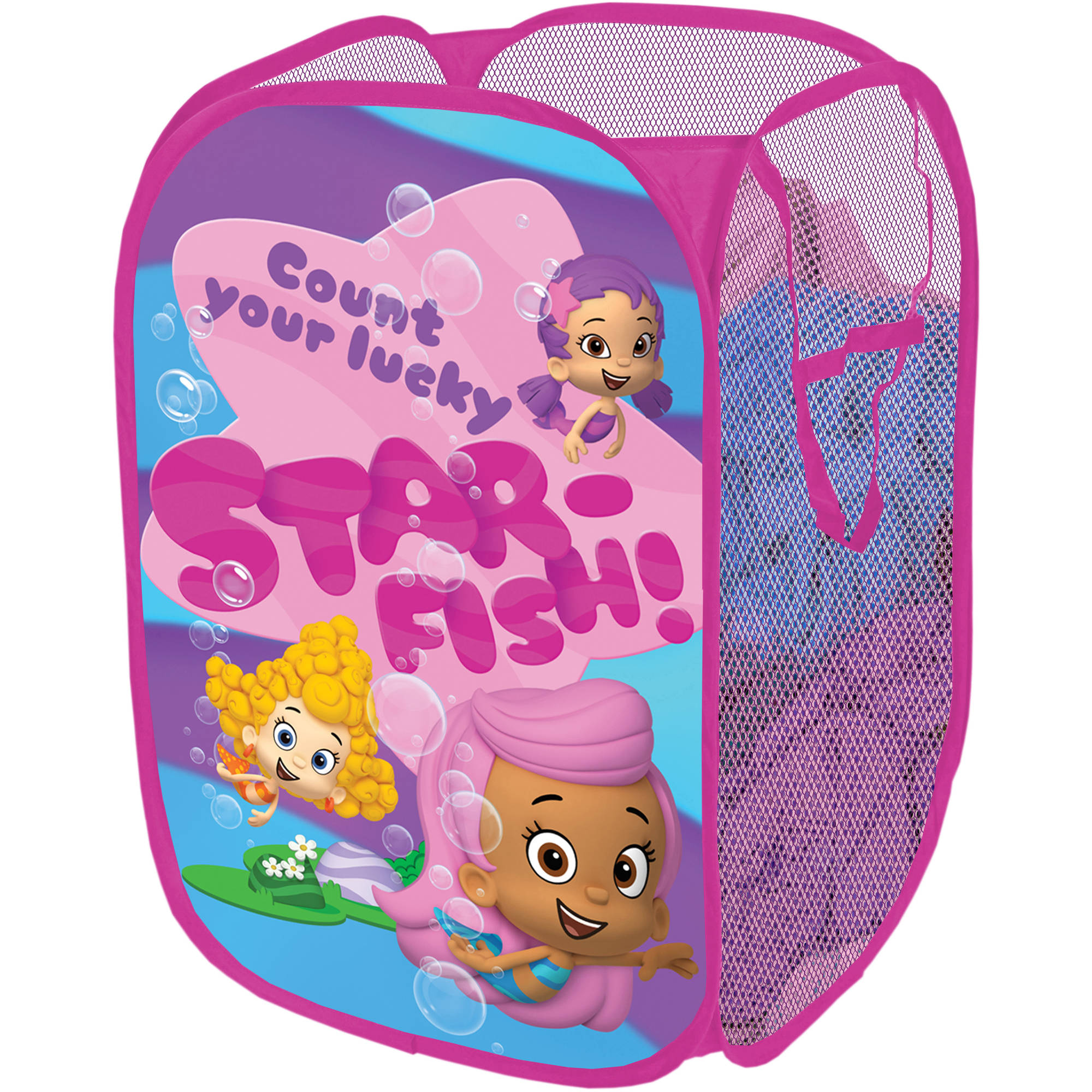 Nickelodeon Bubble Guppies  Hamper
