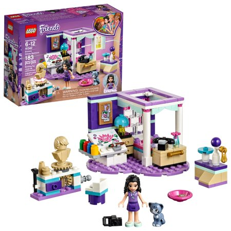 LEGO Friends Emma's Deluxe Bedroom 41342 (183 Pieces)