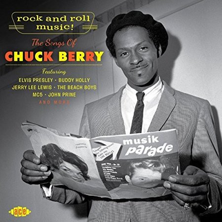 Rock   Roll Music  The Songs Of Chuck Berry   Rock   Roll Music  The Songs Of Chuck Berry  Cd