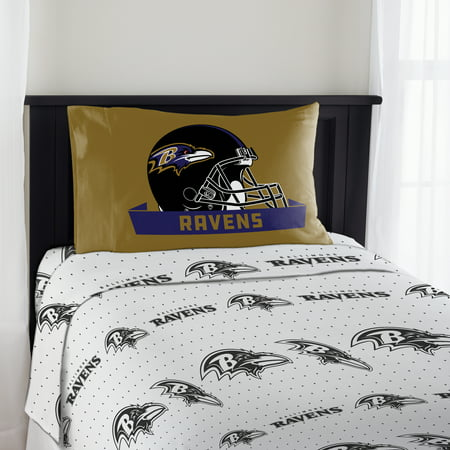 Baltimore Ravens Bed Set (NFL Baltimore Ravens