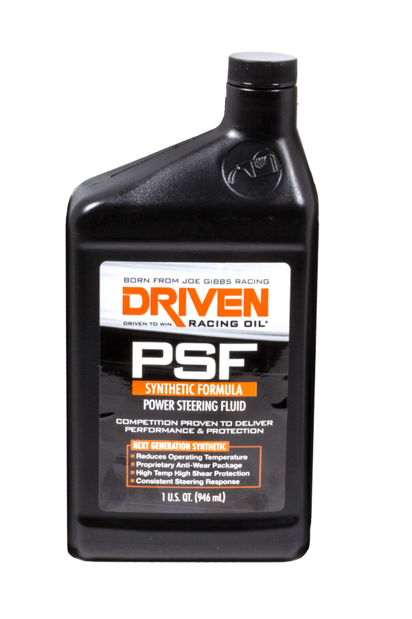 Driven Racing Oil Power Steering Fluid 1 qt P N 01306 by Driven Racing Oil