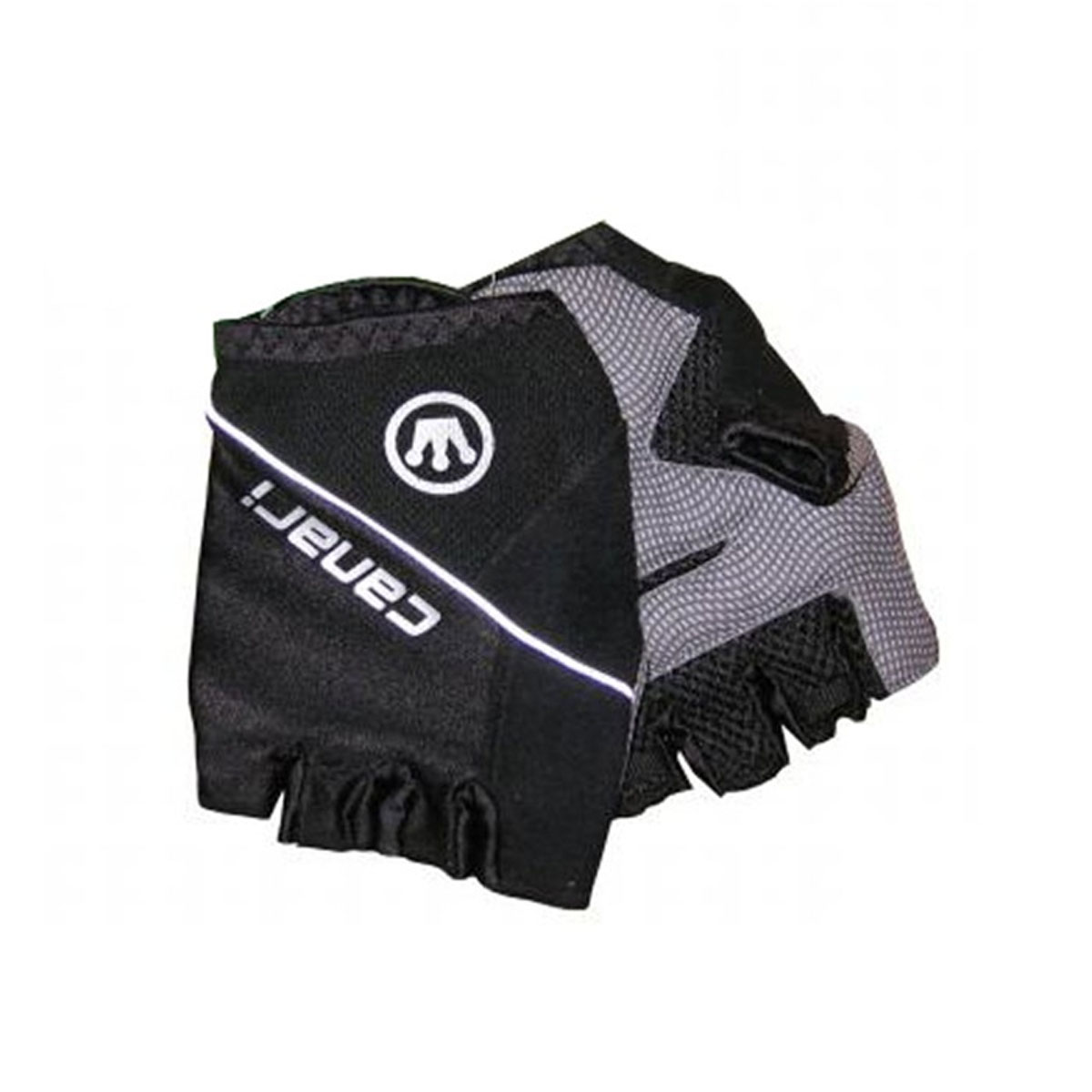 Canari Cyclewear Men's Fusion Short Finger Cycling Gloves - 7020