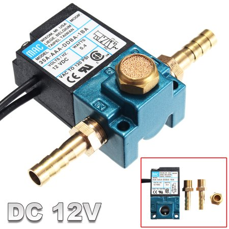 3 Port DC 12V 5.4 W Electronic Boost Control Solenoid Valve for ECU PWM