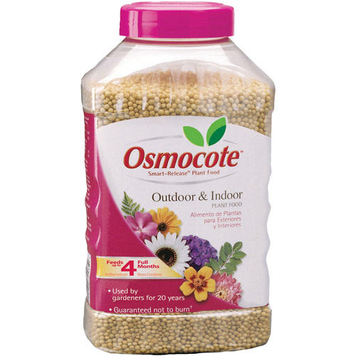 Osmocote Outdoor & Indoor Smart-Release Plant Food, 1.25 lbs