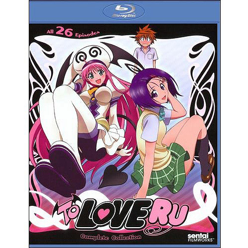 To Love Ru: Season 1 (Blu-ray) (Widescreen)