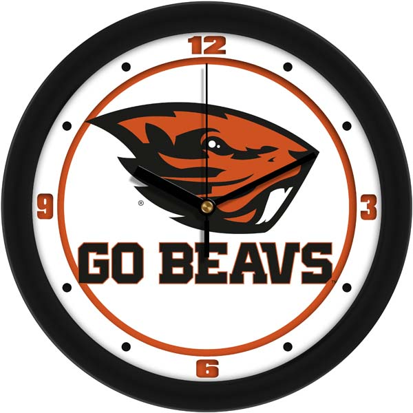 Oregon State Traditional Wall Clock