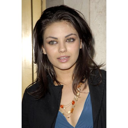 Mila Kunis At Arrivals For Family Guys Stewie Griffin The Untold Story Dvd Party Canvas Art     16 X 20