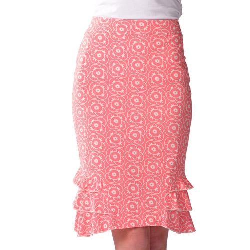 Bella Bird Women's Right On Ruffle Skirt