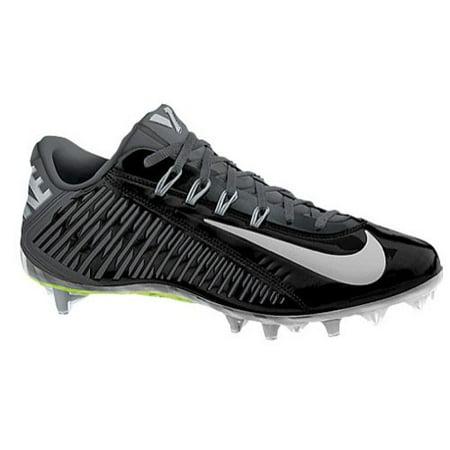 Nike Vapor Carbon Elite Td Mens Football Cleats  13 D M  Us  Black Gray