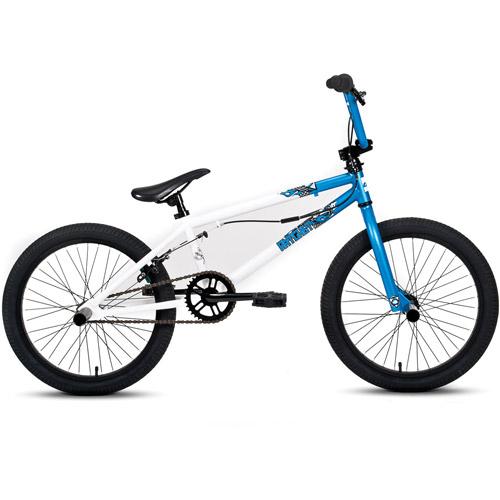 "20"" DK Ratchet  BMX Bike, White"