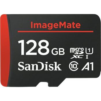 SanDisk ImageMate 128GB U1 C10 A1 microSDXC Memory Card