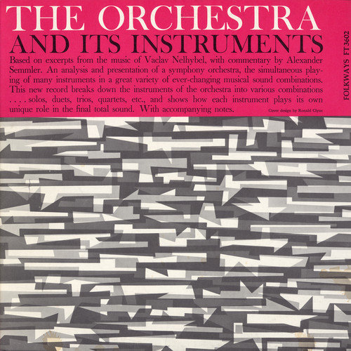 Henry Cowell - The Symphony Orchestra and Its Instruments [CD]