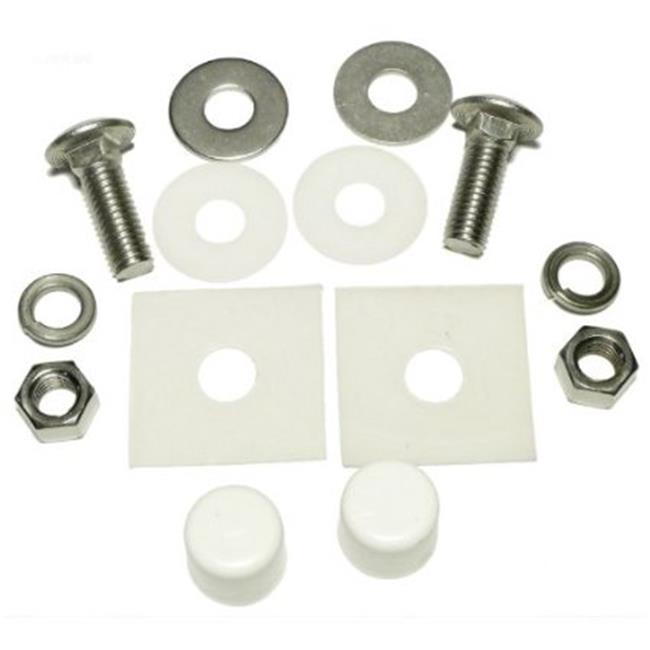 Pentair Aquatic Systems 69-209-020-SS Fulcrum Bolt Kit S-S
