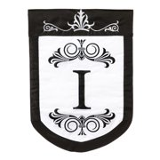 Evergreen Enterprises, Inc Carmona  Monogram Garden Flag