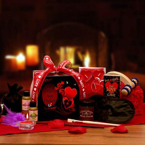 The Game of Love Romantic Care Package