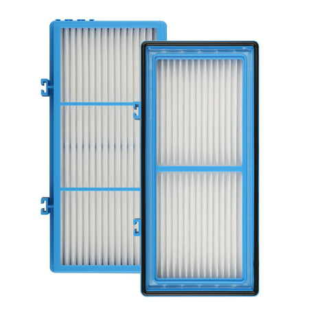 2-Pack EEEkit Replacement Filters For Holmes AER1 Series, Total Air HAPF30AT Purifier HAP242-NUC,Ideal for reducing odors, tobacco smoke, cooking fumes and other unpleasant household