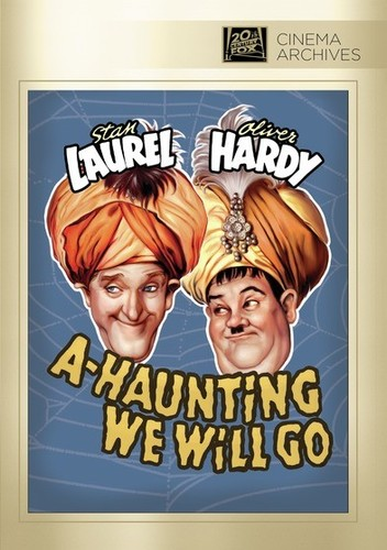 A-Haunting We Will Go ( (DVD)) by