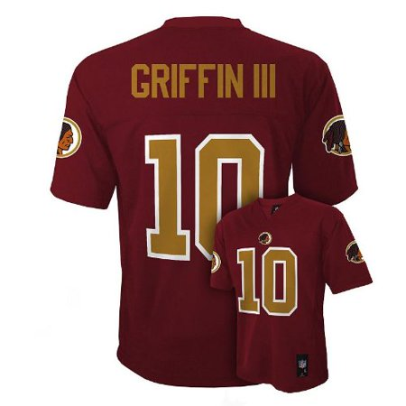 NFL Washington Redskins Robert Griffin III RG3 Youth Jersey Burgundy (Youth  Large Size 14-16) - Walmart.com 387b2592e