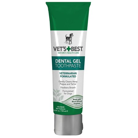 Best Enzymatic Dog Toothpaste | Teeth Cleaning and Fresh Breath Dental Care (Best Dog Teeth Cleaning Products)