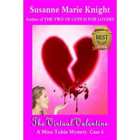 The Virtual Valentine (Minx Tobin Murder Mystery Series Book 4) - eBook