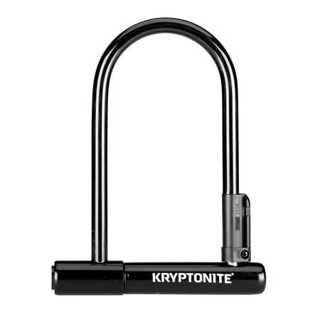Kryptonite 12mm U-Lock Bicycle Lock Now $10 (Was $19.96)