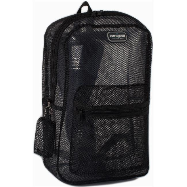 Bulk Buys 16. 5 inch Mesh Backpack-Assorted Colors - Case of 24