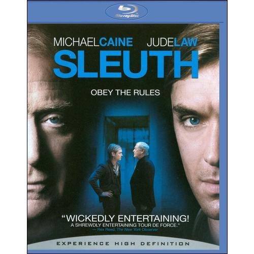 Sleuth (Blu-ray) (Widescreen)