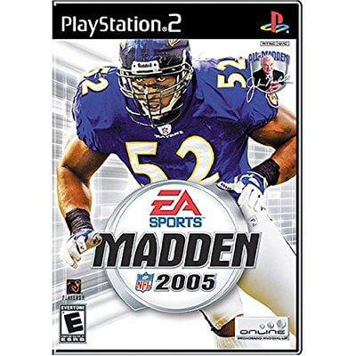Madden NFL 2005 - PS2