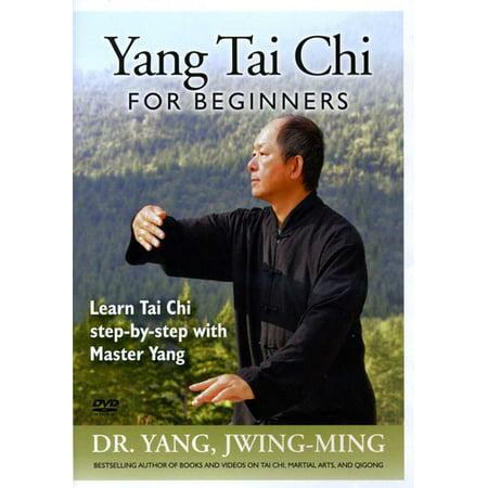 - Yang Tai Chi for Beginners (DVD)