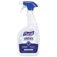 PURELL®, GOJ334012CT, Healthcare Surface Disinfectant, 12 / Carton, Clear