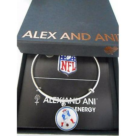 Alex And Ani Pat The Patriot Expandable Bangle Bracelet