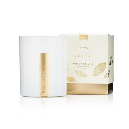 Goldleaf Aromatic Candle 9 oz