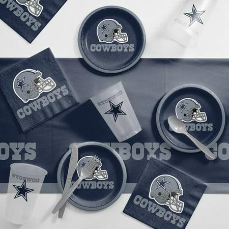 Dallas Cowboys Tailgating Kit - Dallas Cowboy Party