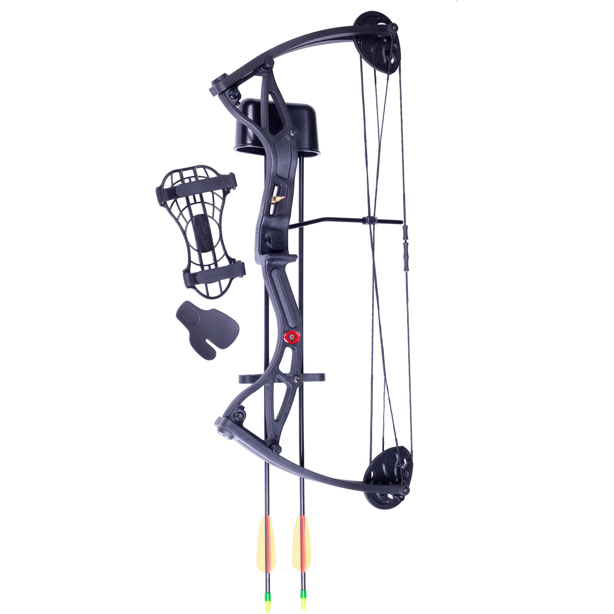 Crosman Archery Wildhorn Compound Bow Package