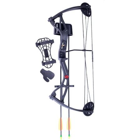 Crosman Archery Wildhorn Compound Bow Package