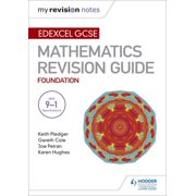 Edexcel GCSE Maths Foundation : Mastering Mathematics Revision Guide