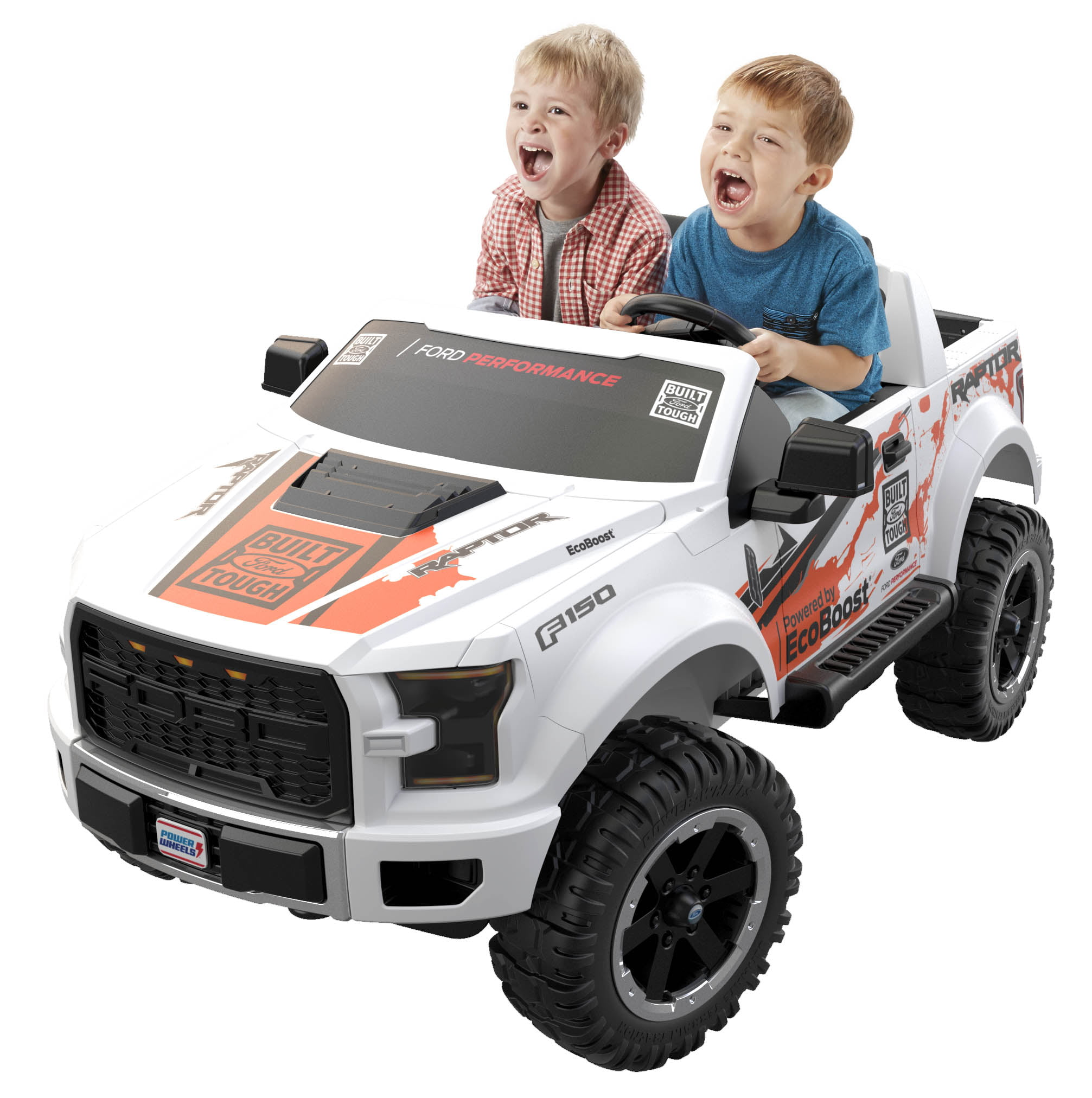 Power Wheels Ford F150 Raptor Ride On Vehicle
