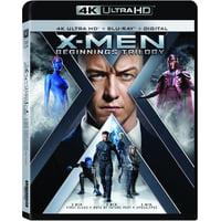 X-men Beginnings Trilogy (4K Ultra HD)