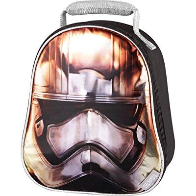 Thermos star wars episode 7 helmet insulated lunch bag