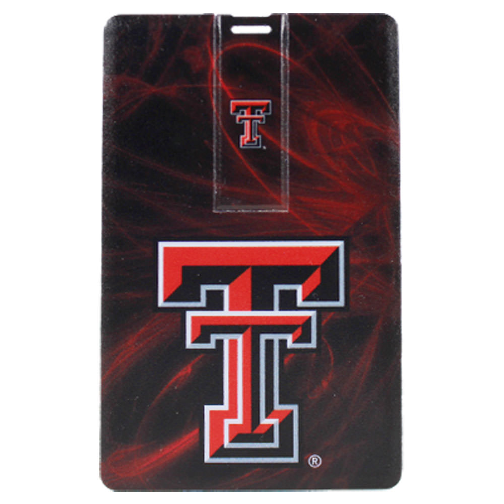 Texas Tech Red Raiders iCard USB 3.0 True Flash 8GB